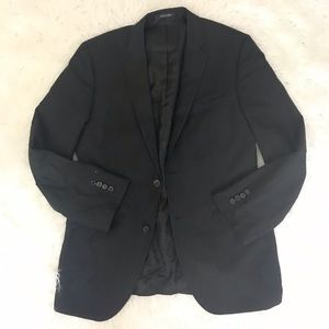 Hugo Boss Suits & Blazers - Hugo Boss 100% Virgin wool pinstripe blazer 40R